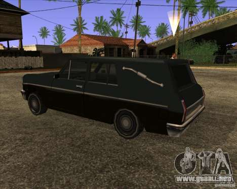 Coffin San Andreas Stories para GTA San Andreas left