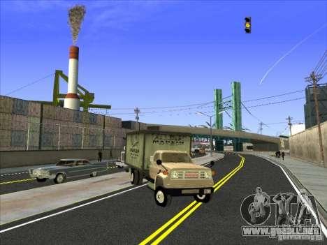 Yankee basado en GMC para GTA San Andreas left