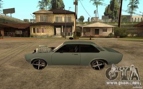 Chevrolet Cheville para GTA San Andreas left