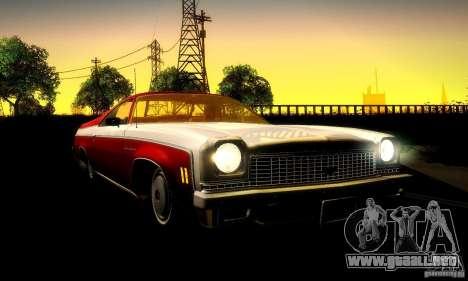 UltraThingRcm v 1.0 para GTA San Andreas sexta pantalla