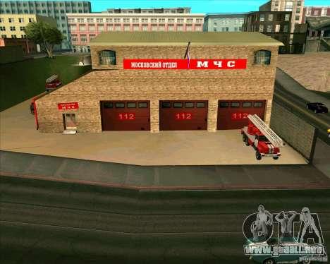 Los vehículos estacionados v2.0 para GTA San Andreas twelth pantalla
