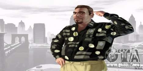 Pantallas de inicio de GTA IV v. 2.0 para GTA San Andreas sucesivamente de pantalla