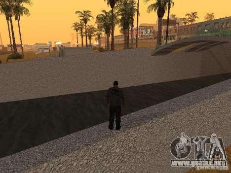 HD Santa Maria Beach para GTA San Andreas sexta pantalla