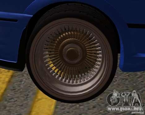 Z-s wheel pack para GTA San Andreas tercera pantalla