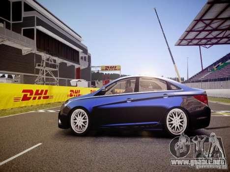Hyundai Sonata 2011 para GTA 4 left