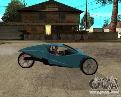 AP3 cobra para la visión correcta GTA San Andreas