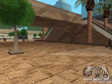 Nuevo centro comercial de texturas para GTA San Andreas tercera pantalla
