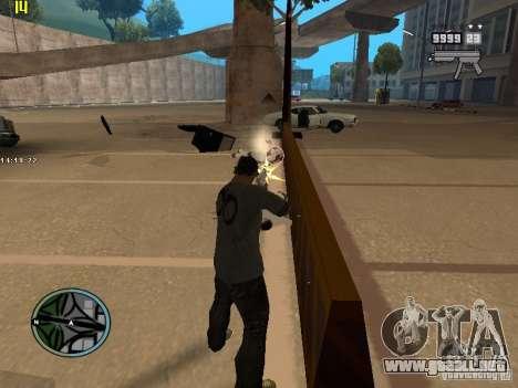 GTA IV  San andreas BETA para GTA San Andreas sucesivamente de pantalla