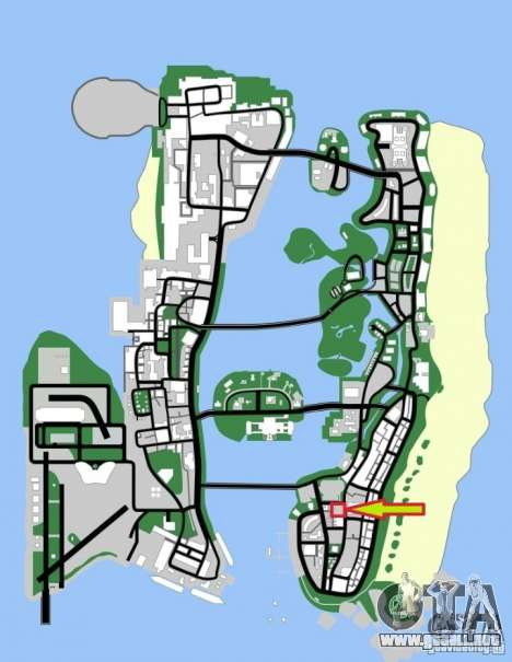 Aral Tankstelle Mod para GTA Vice City quinta pantalla