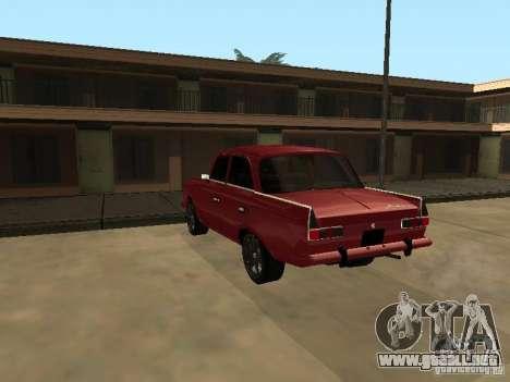 AZLK 412 IE para la visión correcta GTA San Andreas