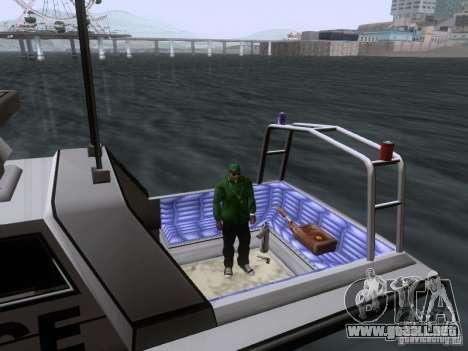 NEW Predator para visión interna GTA San Andreas