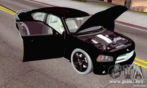 Dodge Charger Fast Five para el motor de GTA San Andreas