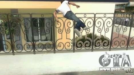 Cleo Parkour for Vice City para GTA Vice City séptima pantalla