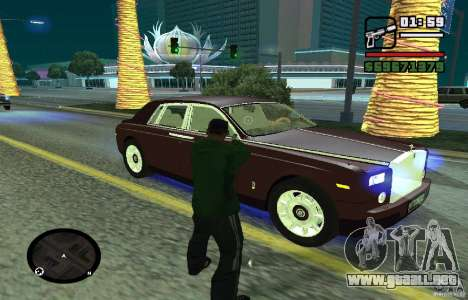 New Effects [HQ] para GTA San Andreas quinta pantalla