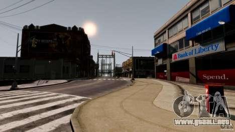 Special ENB Series By batter para GTA 4 adelante de pantalla