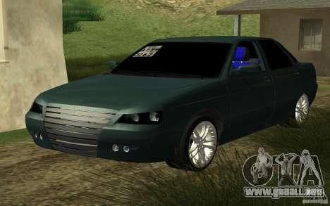 VAZ Lada Priora para GTA San Andreas