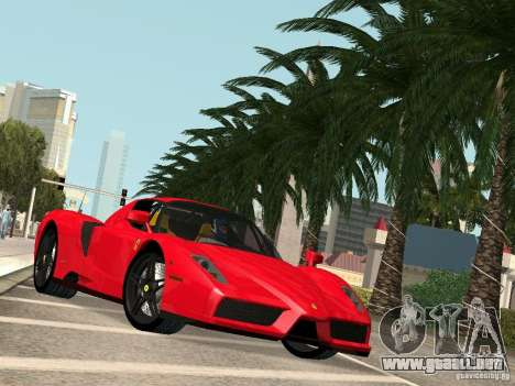Ferrari Enzo Novitec V1 para GTA San Andreas