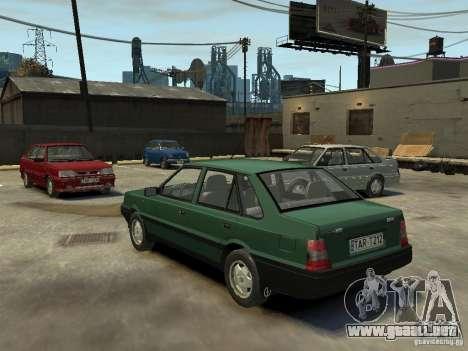 FSO Polonez para GTA 4 vista lateral