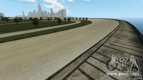 Dakota Raceway [HD] Retexture para GTA 4 twelth pantalla