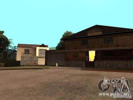Grand Street para GTA San Andreas tercera pantalla