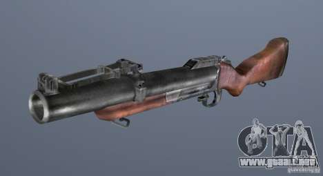 Grims weapon pack2 para GTA San Andreas octavo de pantalla