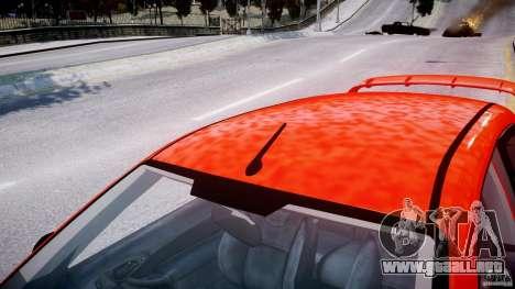 Ford Focus SVT WRC Street para GTA 4 interior