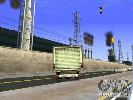 Yankee basado en GMC para visión interna GTA San Andreas