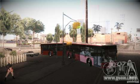 Design X3 GL para visión interna GTA San Andreas