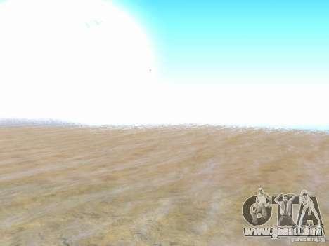 Agua HQ para GTA San Andreas