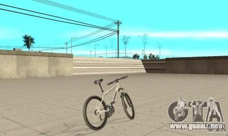 Giant Terrago 3 Disc para GTA San Andreas vista posterior izquierda