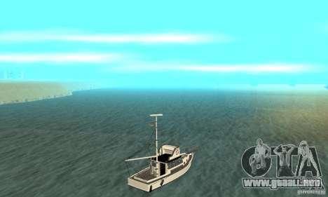 Reefer GTA IV para GTA San Andreas left