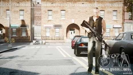 Merle Dixon para GTA 4 segundos de pantalla