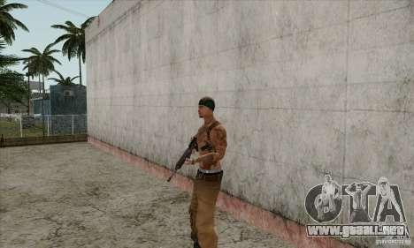 Nuevo Og Loc para GTA San Andreas tercera pantalla