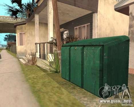 Remapping Ghetto v.1.0 para GTA San Andreas