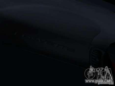 Chevrolet Corvette Stingray para vista lateral GTA San Andreas