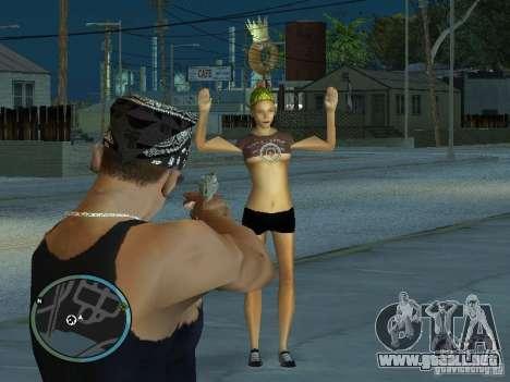 Cámara de GTA IV 1.0 para GTA San Andreas sucesivamente de pantalla