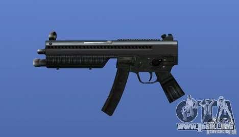 Heckler & Koch MP5 para GTA 4 tercera pantalla