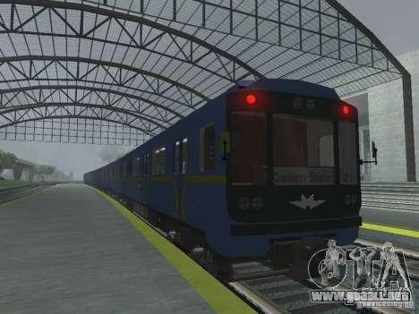 Tubo tipo 81-717 para GTA San Andreas left