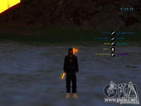 Paquete de piel para samp-rp para GTA San Andreas séptima pantalla