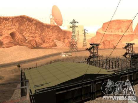 Prison Mod para GTA San Andreas undécima de pantalla