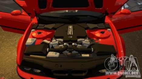 BMW M5 E39 AC Schnitzer Type II v1.0 para GTA 4 vista desde abajo