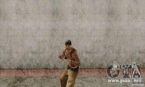 Nuevo Og Loc para GTA San Andreas sucesivamente de pantalla