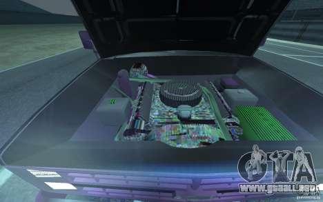 Chevrolet Silverado para GTA 4 visión correcta