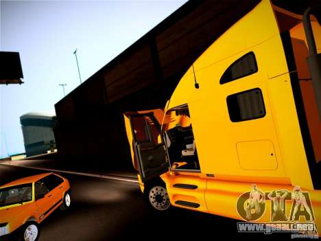 KenWorth T2000 v 2.8 para GTA San Andreas left
