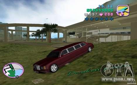 Rolls Royce Silver Seraph para GTA Vice City