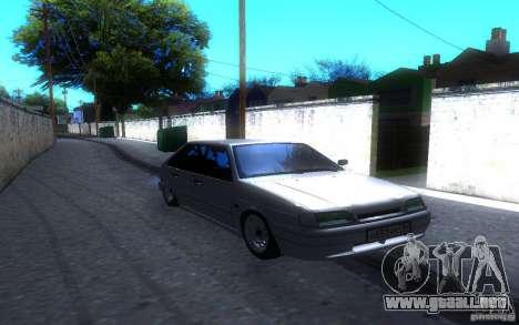 ВАЗ 2114 LT para la visión correcta GTA San Andreas