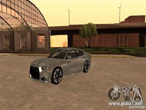 Dodge Charger SRT8 2011 V1.0 para GTA San Andreas