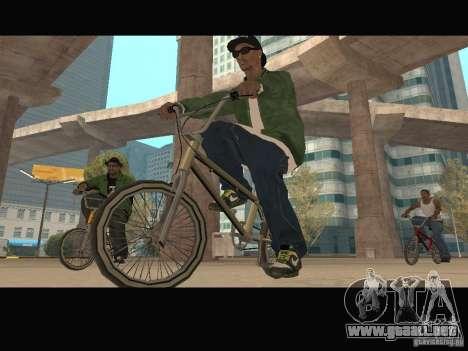 Family Skins Pack para GTA San Andreas segunda pantalla