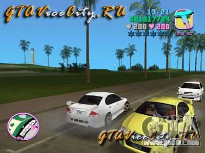 Ford TS50 v. 1.0 para GTA Vice City