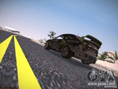 LiberrtySun Graphics ENB v3.0 para GTA San Andreas sexta pantalla